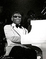 Ray Charles Fine Art Print