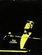 Ray Charles Handbill