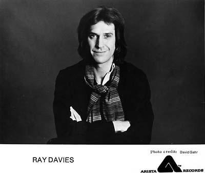 Ray DaviesPromo Print