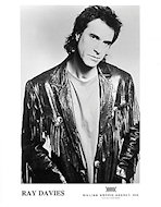 Ray Davies Promo Print