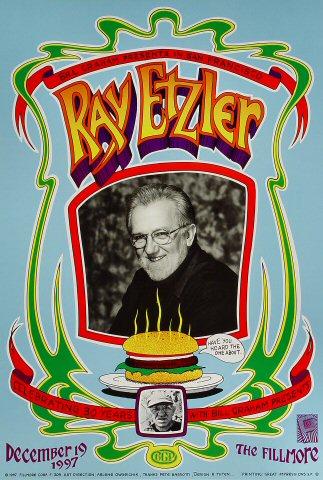 Ray Etzler Poster