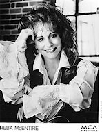 Reba McEntire Promo Print