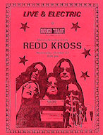 Red Kross Handbill