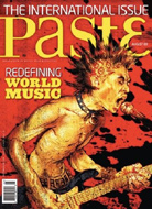 Redefining World Music Magazine