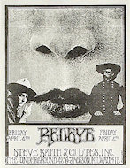 Redeye Handbill