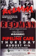 Redman Poster