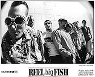 Reel Big Fish Promo Print