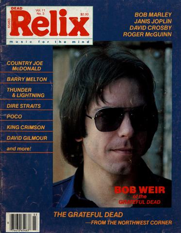 Relix Vol. 11 No. 3