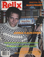 Relix Vol. 12 No. 1 Magazine