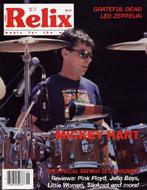 Relix Vol. 15 No. 1 Magazine