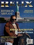Relix Vol. 23 No. 1 Magazine