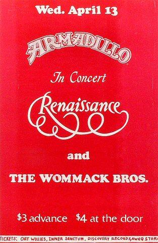 Renaissance Poster