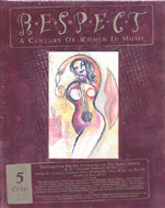 RESPECT: A Century of Women in Music CD