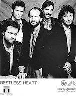 Restless Heart Promo Print