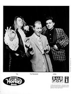 Reverend Horton Heat Promo Print