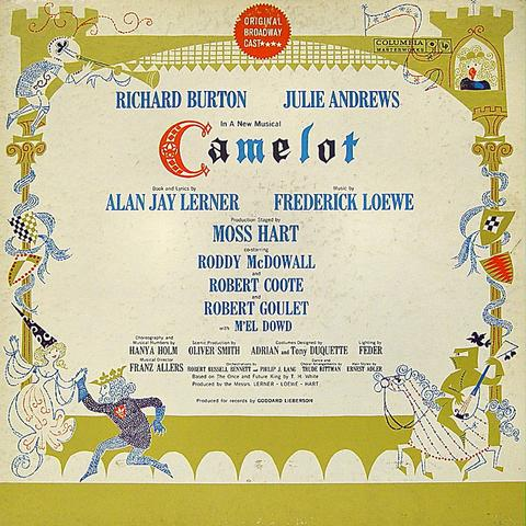 Richard Burton Vinyl (Used)