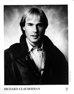 Richard Clayderman Promo Print