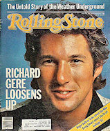 Richard Gere Rolling Stone Magazine