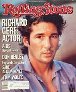 Richard Gere Rolling Stone Magazine