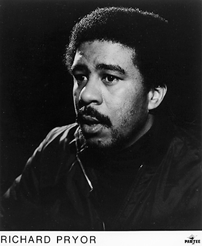 Richard Pryor Promo Print