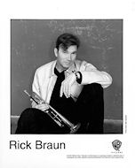 Rick Braun Promo Print