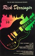 Rick Derringer Poster