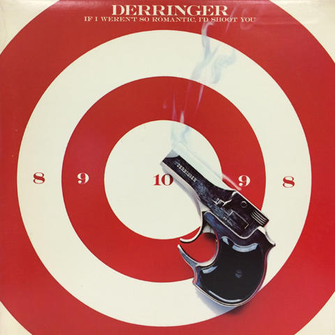 Rick Derringer Vinyl (Used)