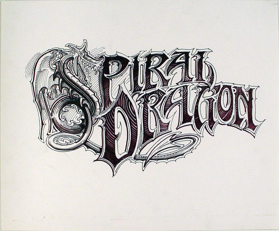 Rick Griffin Original Art