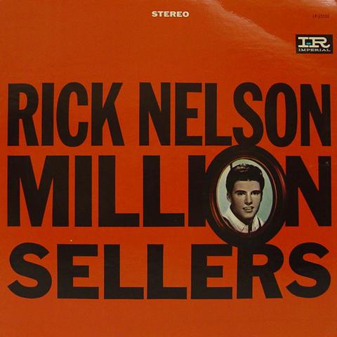 Rick Nelson Vinyl (Used)