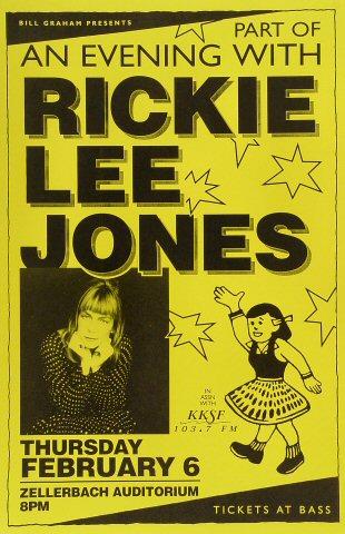 Rickie Lee JonesPoster