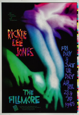 Rickie Lee Jones Proof