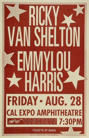 Ricky Van Shelton Poster