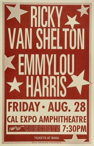 Emmylou Harris Poster