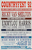 Ricky Van Shelton Poster