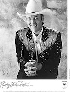Ricky Van Shelton Promo Print