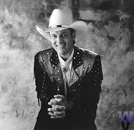 Ricky Van Shelton Vintage Print