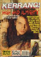 Ricky Warwick Magazine