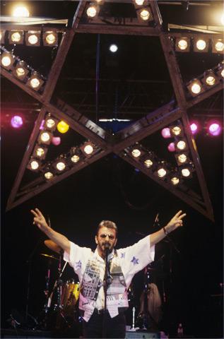 Ringo StarrBG Archives Print