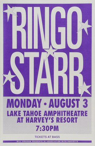 Ringo Starr Poster
