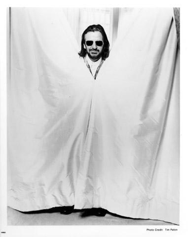 Ringo StarrPromo Print