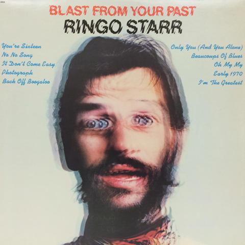 Ringo Starr Vinyl (Used)