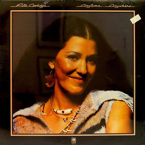 "Rita Coolidge Vinyl 12"" (New)"
