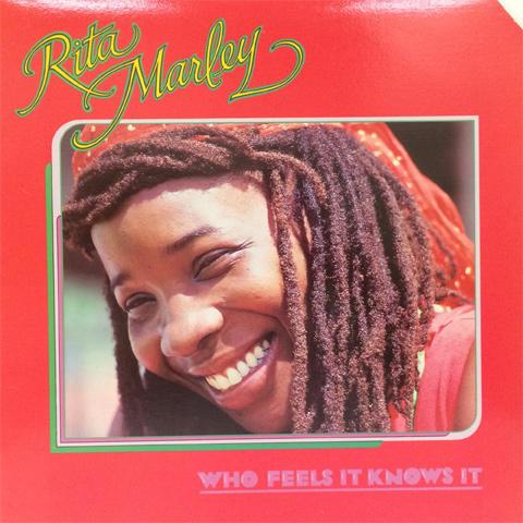 Rita Marley Vinyl (Used)