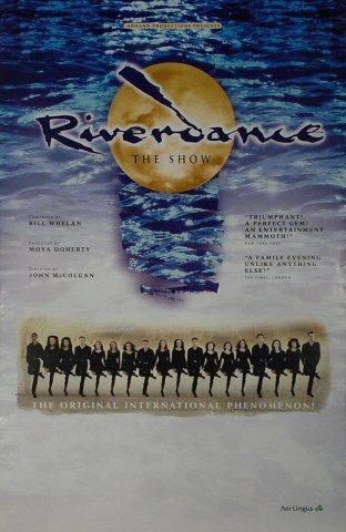 RiverdancePoster
