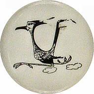Roadrunner Vintage Pin