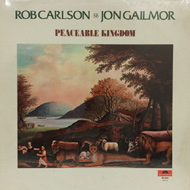 Rob Carlson & Jon Gailmor Vinyl