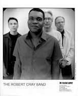 Robert Cray Band Promo Print