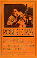 Robert Cray Poster