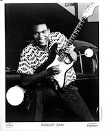 Robert Cray Promo Print