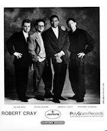 Robert Cray Promo Print